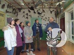 Волонтеры из МГУ считают зверей в заповеднике «Присурский»